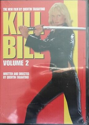 Kill Bill Vol. 2 (DVD, 2004, Widescreen)