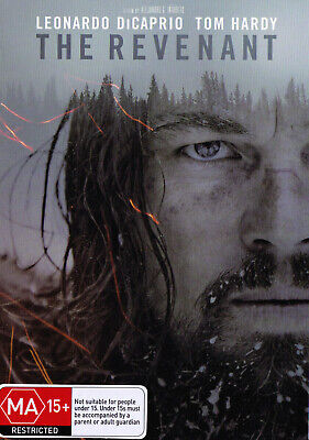 THE REVENANT Leonardo DiCaprio DVD R4 PAL   SirH70