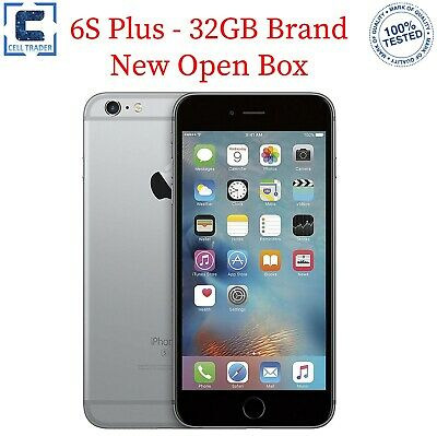 Apple iPhone 6s Plus -32GB - Space Gray (Unlocked) A1687 BRAND NEW OPEN BOX