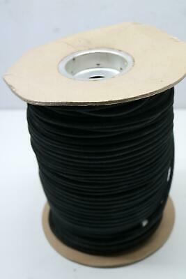 """500' x 1/4"""" Bungie Elastic Rubber Rope Shock Bungee Stretch Cord Made In USA"""