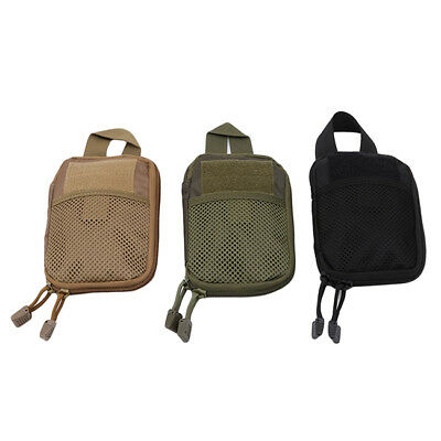 Useful Military Waist Tactical Pack Mobile Phone Molle Key Bag Outdoor Tool HC