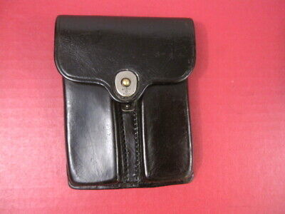 post-WWII Era US Army M1923 Leather Magazine Pouch - US L-F Co. 1951 - Very Nice