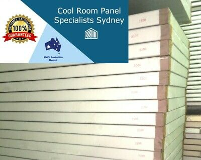 INSULATION EPS COOLROOM Freezer Panels 1150mm Wide 50mm