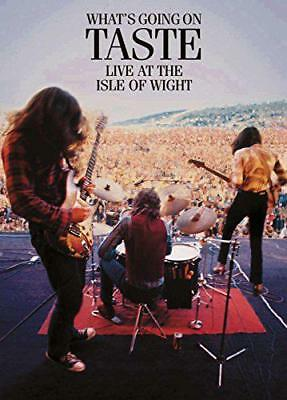 What's Going On: Live At The Isle Of Wight 1970, Taste, New,  Audio CD, FREE & F
