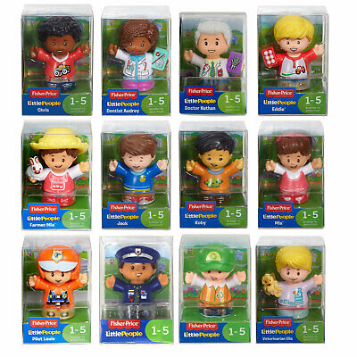 Fisher-Price Little People Single Figure Pack CHOOSE YOUR FAVOURITE