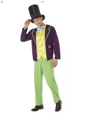 Willy Wonka And The Chocolate Factory Its Scrumdiddlyumptious Licensed Adult T S