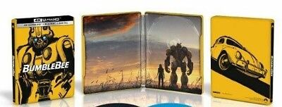Bumblebee BEST BUY STEELBOOK ONLY & FREE GIFT INCLUDED PRE SALE...RELEASE 4/2/19