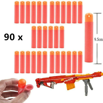 Refill Mega Darts for Nerf N-Strike Elite Mega Gun Blasters Sniper Bullets Toy