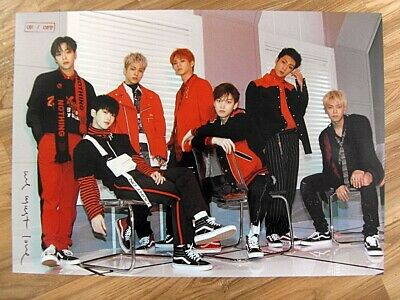 Onf - We Must Love (Type B) [Original Poster] *new* K-Pop