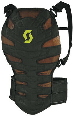 Scott Soft CR II Back Protector Black D30 Viper Plate Cycle Certified Protection