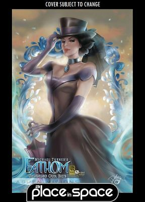 Aspen Visions: Fathom - Spinning Our Fate #1C (1:10) Variant (Wk06)