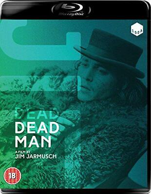 Dead Man [Blu-ray] [1995], DVD, New, FREE & Fast Delivery
