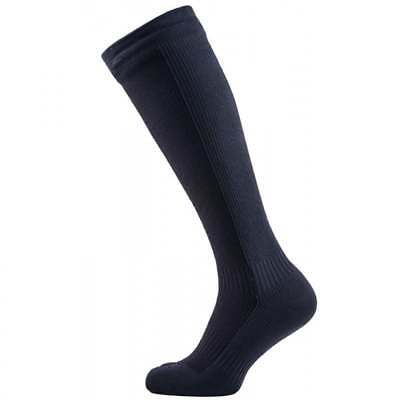 Sealskinz Hiking Mid Knee Waterproof Outdoor Walking Trekking Socks - Pair