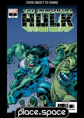 The Immortal Hulk #7 - 2Nd Printing (Wk07)