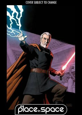 Star Wars: Age Of Republic: Count Dooku #1A (Wk07)