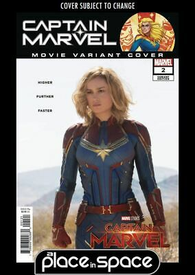 Captain Marvel, Vol. 11 #2B - Movie Variant (Wk07)