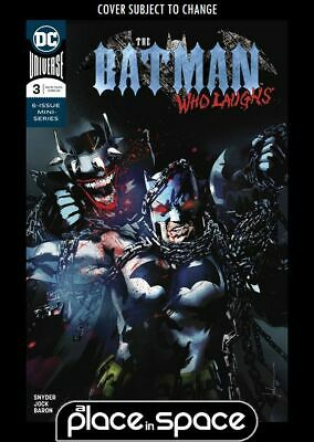 Batman Who Laughs, Vol. 2 #3A (Wk07)
