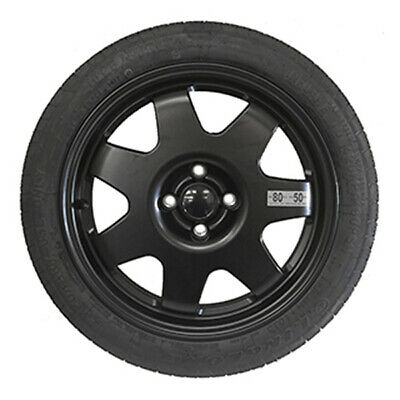 Spare Wheel 125/80-17 For Volkswagen Eos Staggered 2006 >