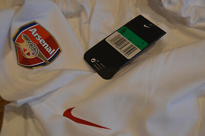 Arsenal FA Cup Winners Player Issue Nike Code 7 Shorts for Home Shirt XL BNWT