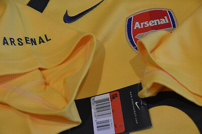 Arsenal Champions League 2006 Player Issue Nike Code 7 Training Shirt XL BNWT