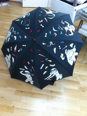 Original Piero Fornasetti Regenschirm * Umbrella