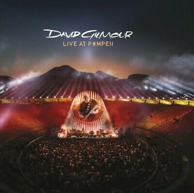 David Gilmour - Live At Pompeii - Double CD - New