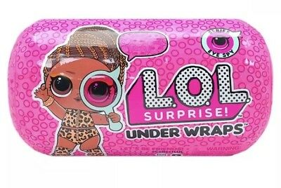 LOL Doll Series4 Wave2 Big Sister L.O.L. Dolls Under Wraps Capsule Ball Balls