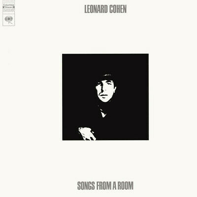 Leonard Cohen - Songs From A Room - CD - New