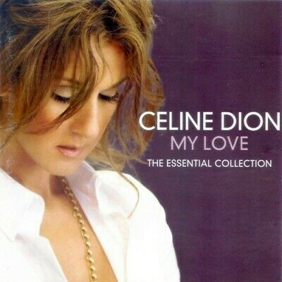 Celine Dion - My Love Essential Collection - CD - New