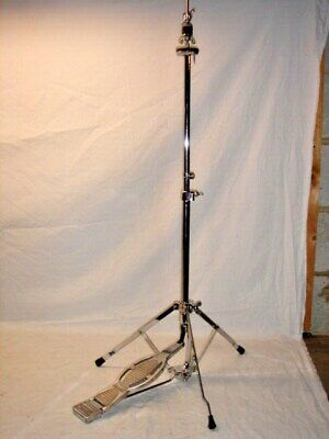 Outstanding Vintage 1965 Ludwig Model 1123-1 Spurlok Hi-Hat Stand w/Clutch