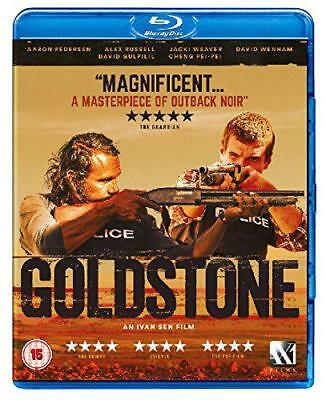 Goldstone [Blu-ray], DVD, New, FREE & Fast Delivery