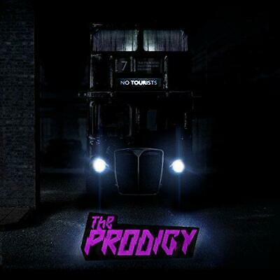 No Tourists, The Prodigy, New,  Audio CD, FREE & Fast Delivery