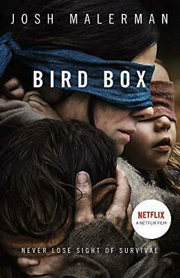 Bird Box: The bestselling psychological thriller, now a major film by Malerman,