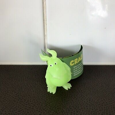 2018 Glow In the dark CRAG YOWIE with PAPER  (NEW) RARE !