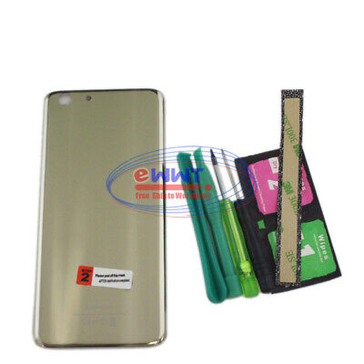 FREE SHIP for Elephone S7 LTE 2016 Original Gold Battery Cover Case+Tool LQHB558