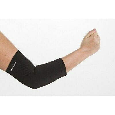 BLACK BACK ON TRACK THERAPEUTIC ELBOW SUPPORT BRACE drug free pain relief