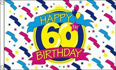 HAPPY 60TH BIRTHDAY DESIGN 2