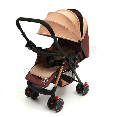 25kg Portable Compact Lightweight Jogger Baby Stroller Pram Travel Carry-on