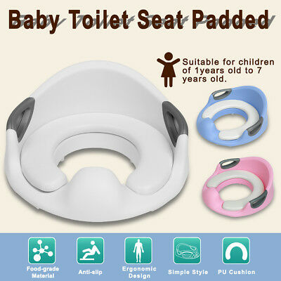Potty Training Toilet Seat Baby Kid Toddler Potty Cover Trainer Children  AU
