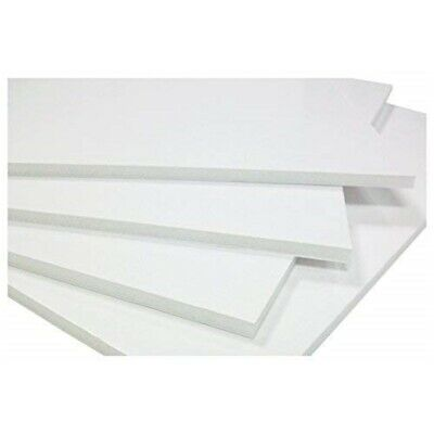 White Foamboard - 3mm A4 (30 Sheets)