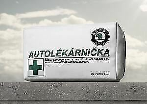 Genuine Skoda  First Aid Box 3T0093108