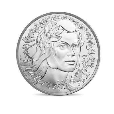 Marianne 10 Euro Silver Proof Coin France mni