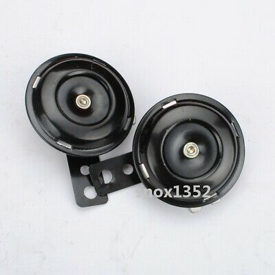 2P  Universal 12v 2 Wire Horn,  ATV Motorcycle Scooter  Mud pit motorcycle Horns