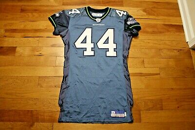 HEATH EVANS 2002 Seattle Seahawks game used jersey with good use ... f2fd2610e
