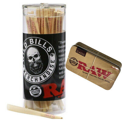 Raw Cones 100 King Size Cones + THE CONE ARTIST rolling machine