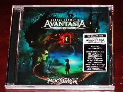 Avantasia Moonglow CD 2019 Tobias Sammet Nuclear Blast Records USA NB 4531-2 NEW