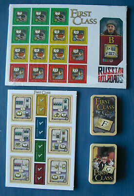 First Class (Board Game) Promo Mini-expansions