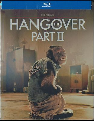 The Hangover Part II: STEELBOOK Edition (Blu-ray Disc, 2012, Canadian) BRAND NEW