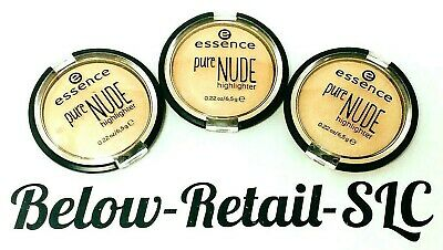essence   Pure NUDE Highlighter   10 Be My Highlight - 100% NEW! -Light scuffs