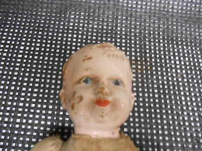 Dolls & Bears Antique #0103 Baby Doll #1924 Moderate Price German